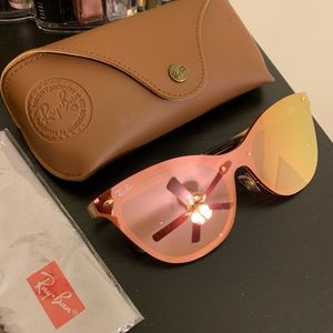 9cc4dc80834eb Women s Cat Eye Ray Ban Glasses on Poshmark
